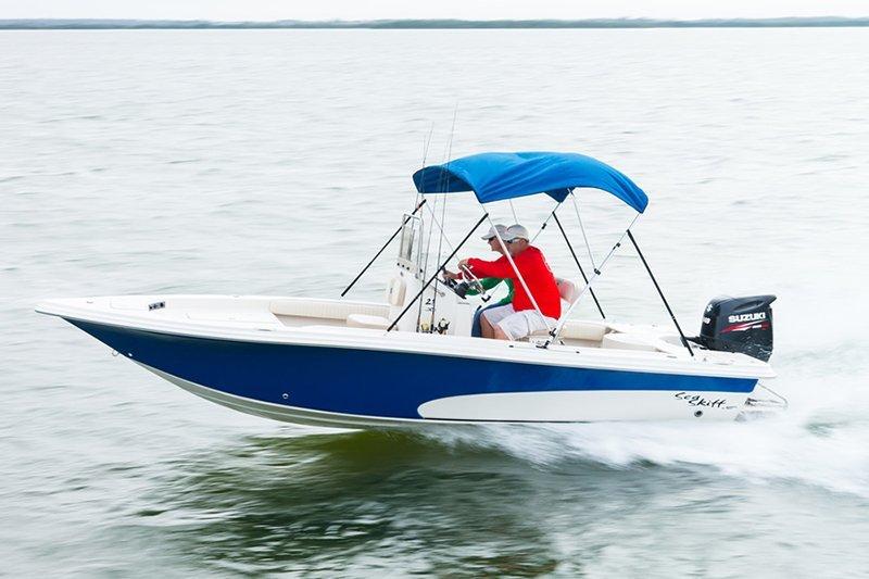 21 Sea Skiff