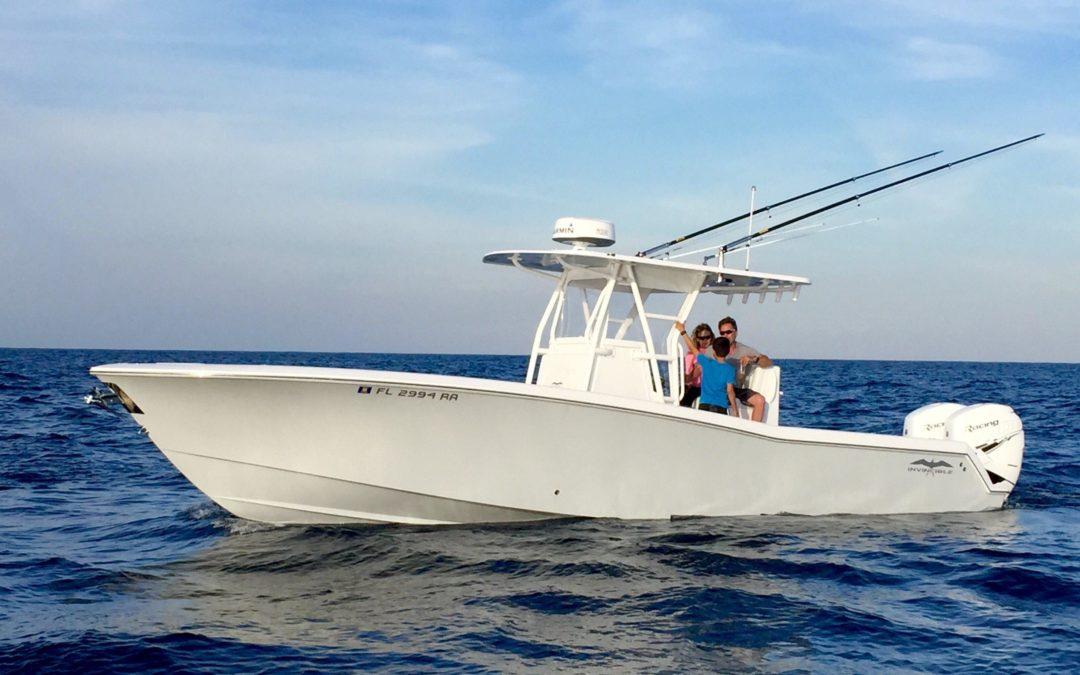 33 Open Fisherman
