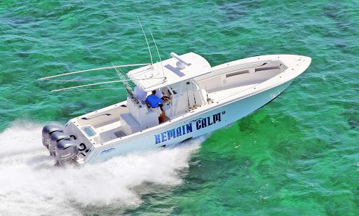 36 Open Fisherman