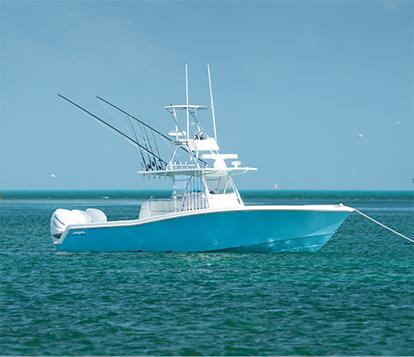 39 Open Fisherman